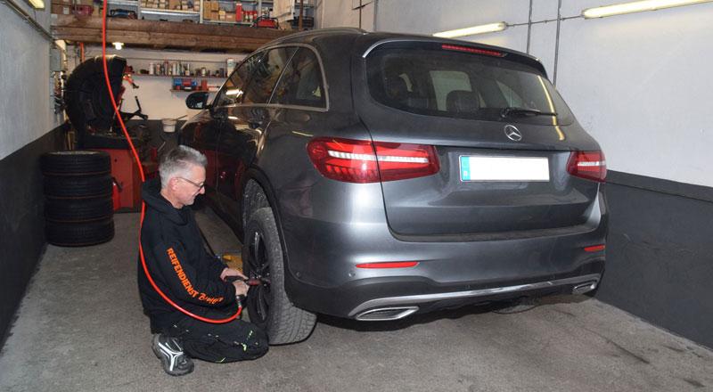 Werkstatt Reifenhandel FN